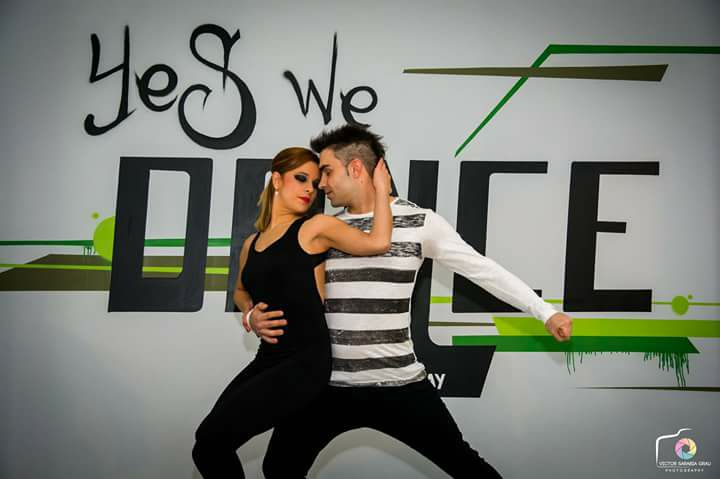 Andy y Saray Yes We Dance